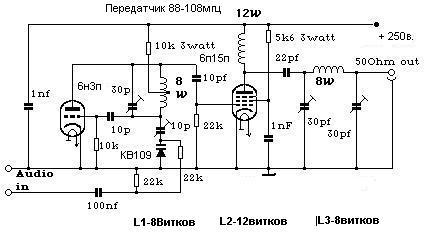 RadioLamp.NET - радиоэлектронные схемы на лампах и ...